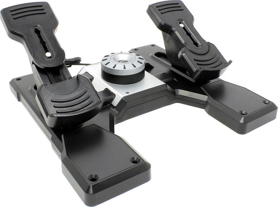 Игровое устройство Saitek Pro Flight Rudder Pedals PZ35 USB