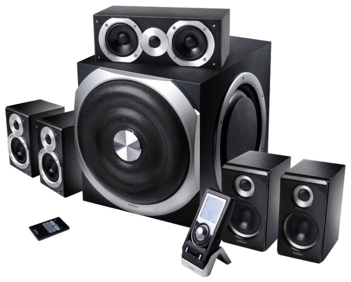 Компьютерная акустика Edifier S550 Encore, черная