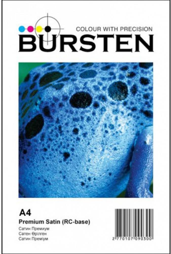 ���������� BURSTEN A4 ����� 260 (50 ������) (RC-base), ��������� ������