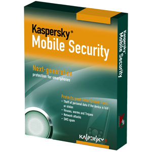 Программа-антивирус Kaspersky Mobile Security 8.0 Russian Ed. 1 year DVD box KL1028RXAFS