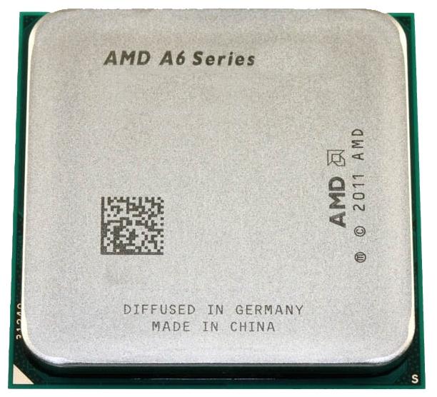 Процессор AMD A6-6420K Richland (FM2, L2 1024Kb, Tray) AD642KOKA23HL