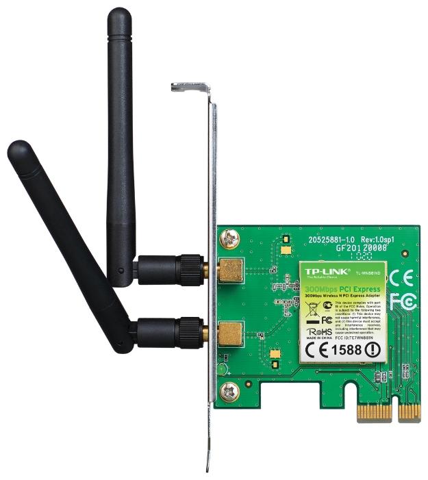 Адаптер Wi-Fi TP-LINK TL-WN881ND