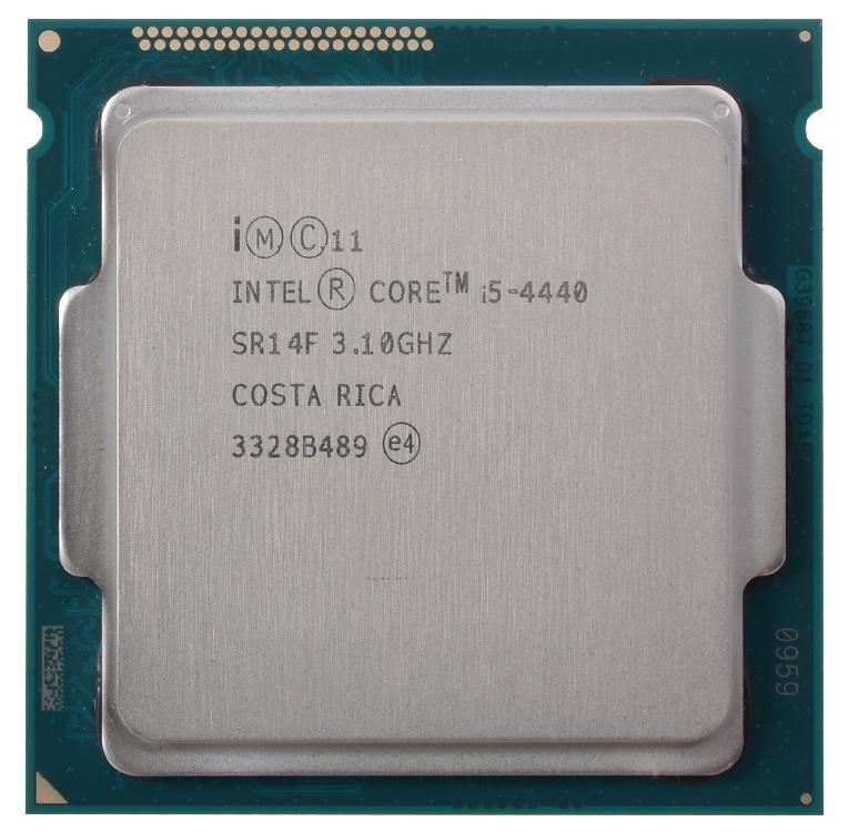 Процессор Intel Core i5-4440 Haswell (3100MHz, LGA1150, L3 6144Kb, Tray)