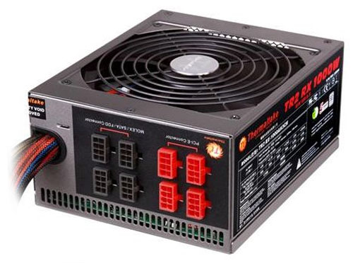 Блок питания Thermaltake TR2 RX 1000W (TRX-1000MPCEU-A)