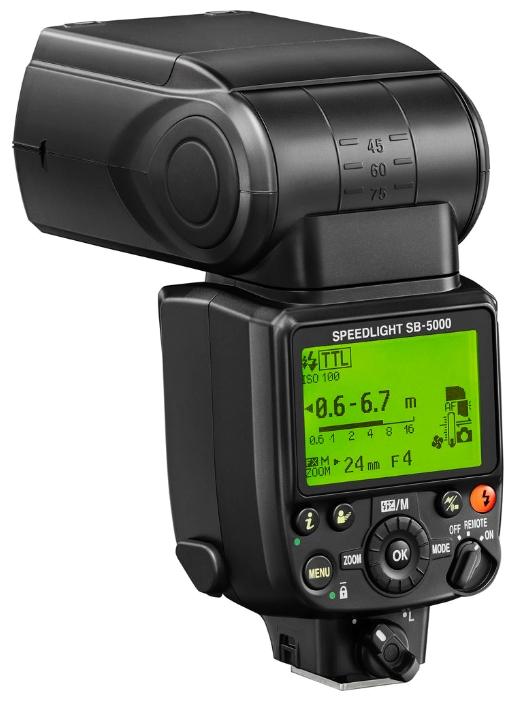 Фотовспышка Nikon Speedlight SB 5000 FSA04301