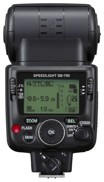 Фотовспышка Nikon Speedlight SB 700 FSA03901