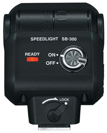 Фотовспышка Nikon Speedlight SB 300 FSA04101