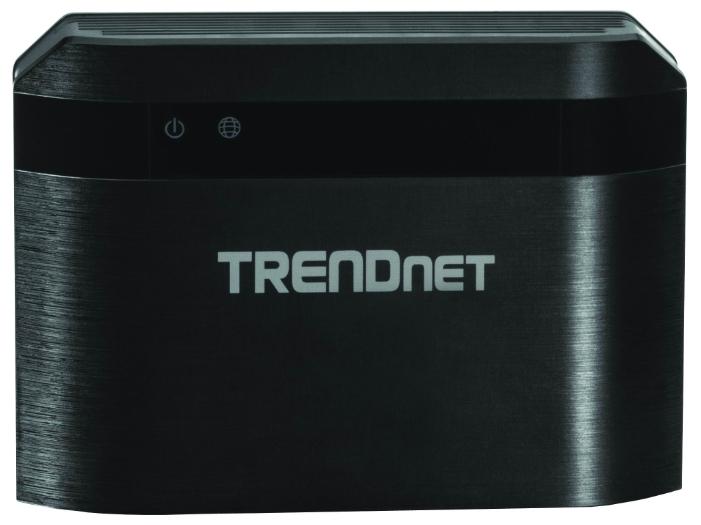 Роутер WiFi TRENDnet TEW-810DR (802.11n)