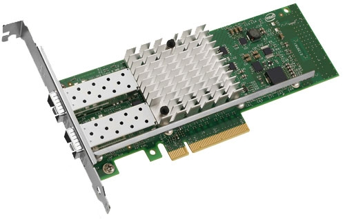Сетевая карта внутренняя Intel X520-SR2 SFP+ E10G42BFSR