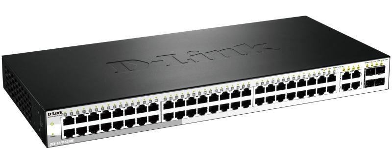 Коммутатор (switch) D-link DES-1210-52/ME/C1A