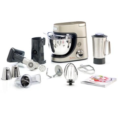 Кухонный комбайн Moulinex QA601 H32 (сталь) QA601H32