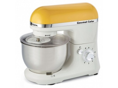 Кухонный комбайн Ariete Gourmet Rainbow 1594, желтый Gourmet Rainbow 1594 Yellow
