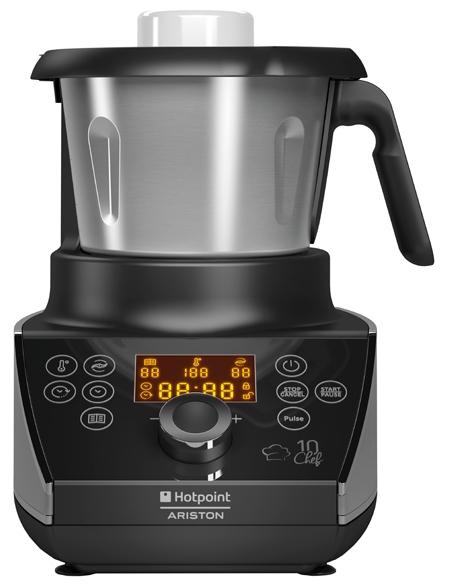 Кухонный комбайн Hotpoint-Ariston MC 057C AX0 (сталь)