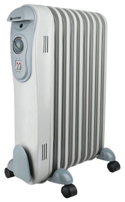 Обогреватель Vitek VT-2122 GY (радиатор)