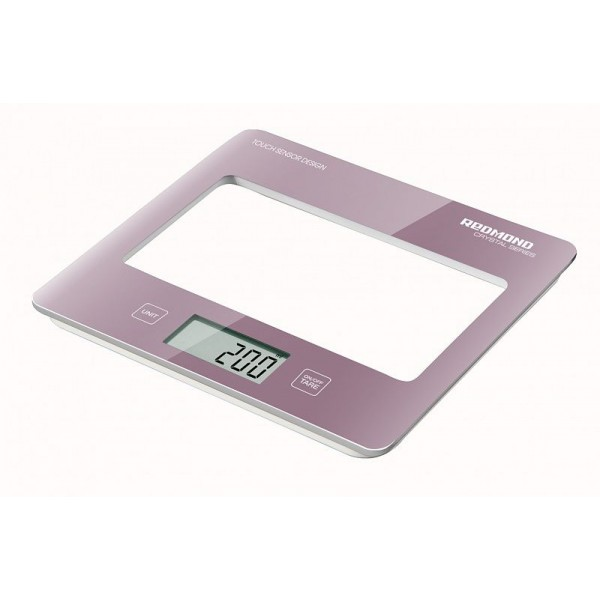Кухонные весы RS-724, розовые Redmond RS-724 розовые