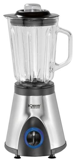 Блендер Bomann UM 1354 CB, черный / серебристый
