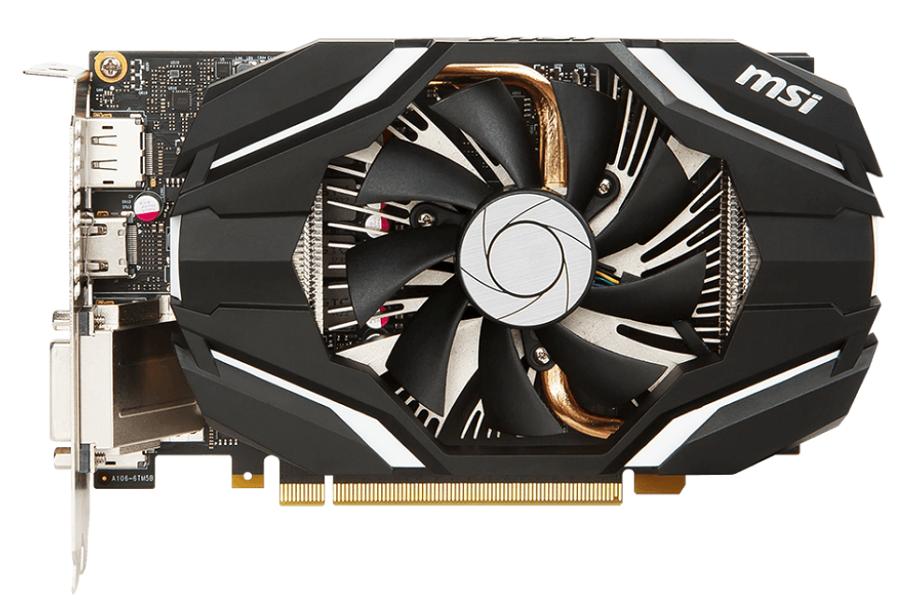 Видеокарта GeForce MSI GeForce GTX 1060 1544Mhz PCI-E 3.0 6144Mb 8008Mhz 192 bit 2xDVI HDMI HDCP, OC 6G GTX 1060 6G OC
