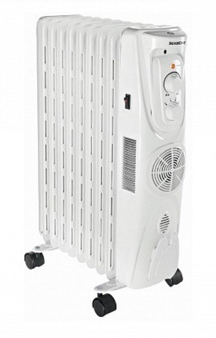 Обогреватель Orbita ОР-2009 F радиатор масляный с вентилятором