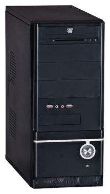 Корпус Exegate CP-510 500W, Black 152300