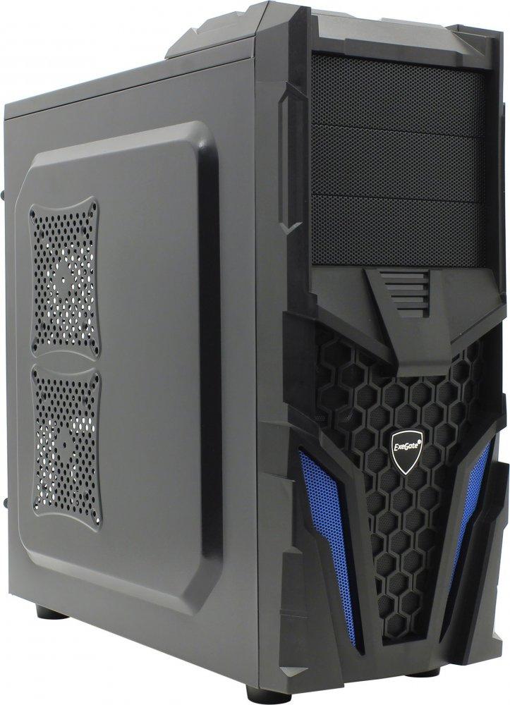 EVO-7209 450W, Black Корпус ATX Exegate EVO-7209 450W черный.