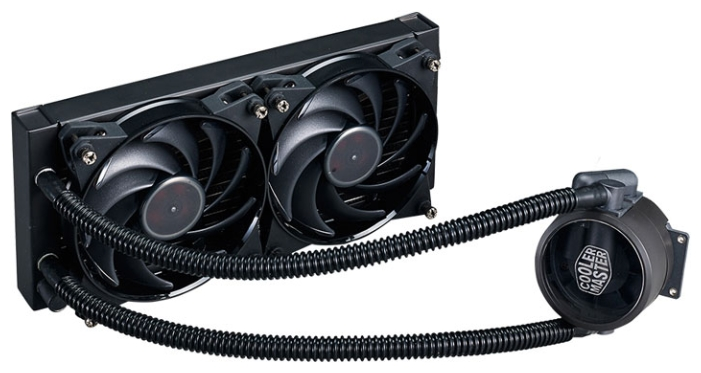 Кулер Cooler-Master MasterLiquid Pro 240 MLY-D24M-A20MB-R1