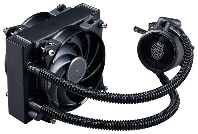 Кулер Cooler-Master MasterLiquid Pro 120 MLY-D12X-A20MB-R1