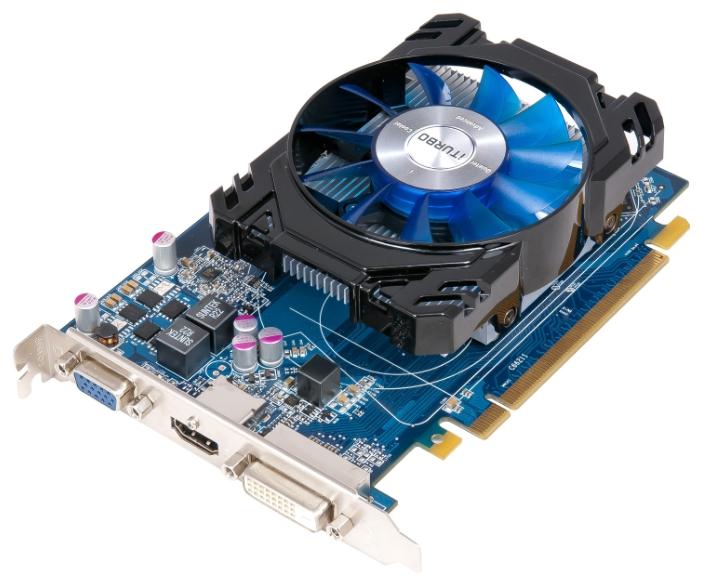 Видеокарта Radeon HIS R7 240 730Mhz PCI-E 3.0 2048Mb 1800Mhz 128 bit DVI HDMI HDCP H240F2G