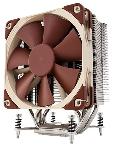 Кулер Noctua NH-U12DX i4 Al+Cu for all 300-1500 об/мин