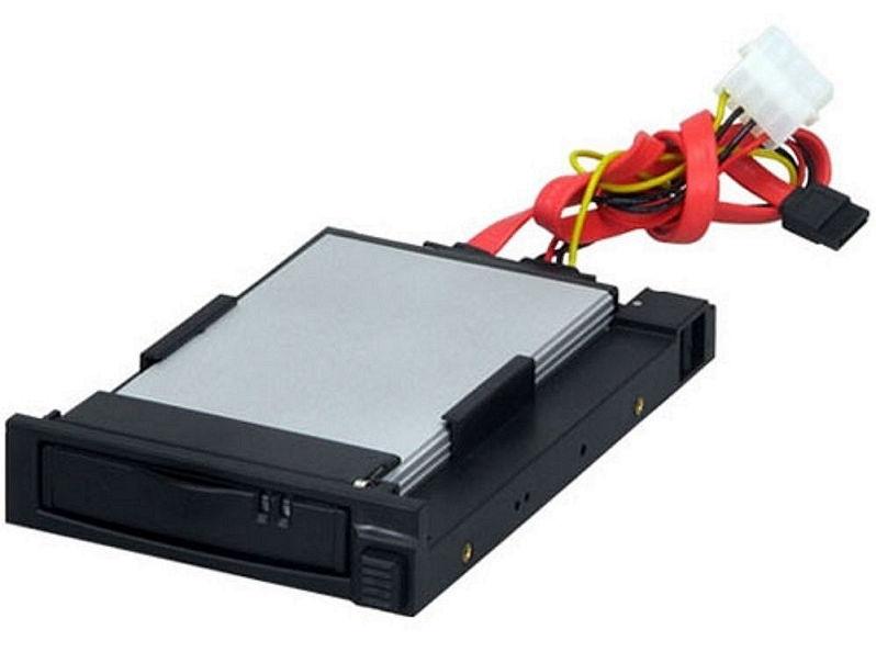 Корпус жесткого диска Agestar SCM2A, + док-станция (USB2.0, SATA)
