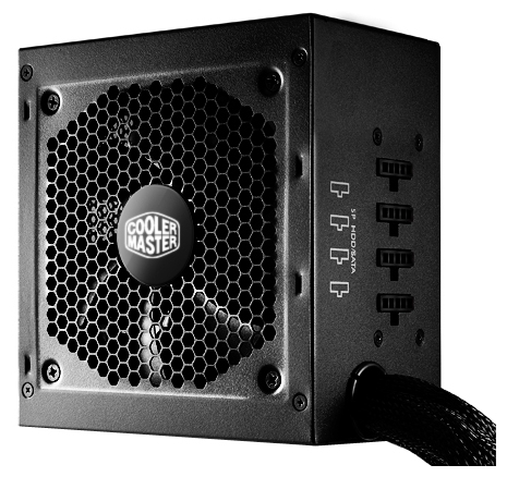 Блок питания Cooler-Master G550M 550W (RS-550-AMAAB1-EU) RS550-AMAAB1-EU