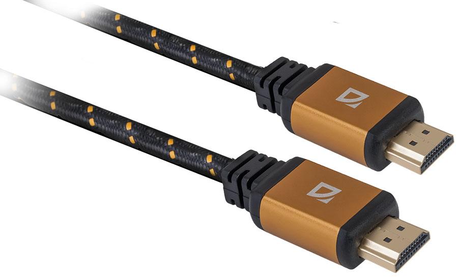 Кабель (шнур) Defender HDMI-33PRO, (87435)