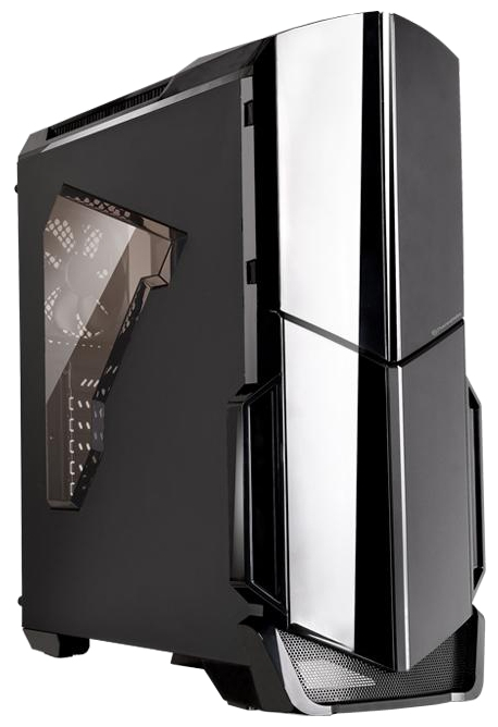 Корпус Thermaltake Versa N21 CA-1D9-00M1WN-00, Black