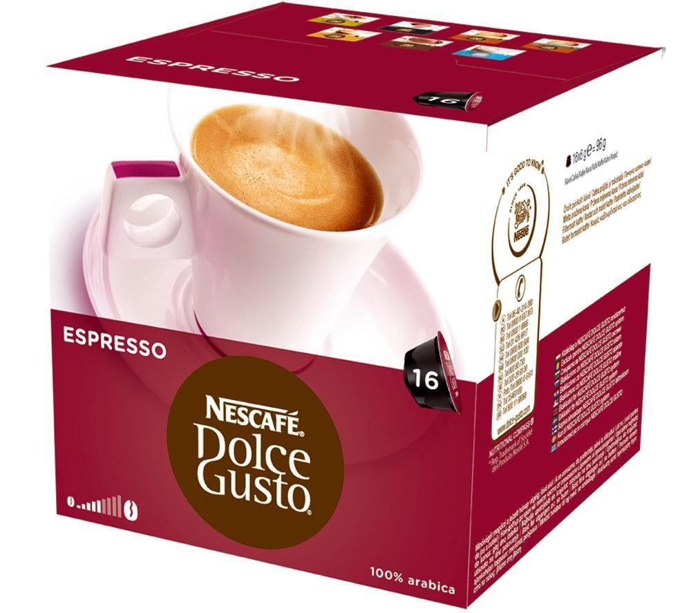 Кофе Nescafe Dolce Gusto Espresso