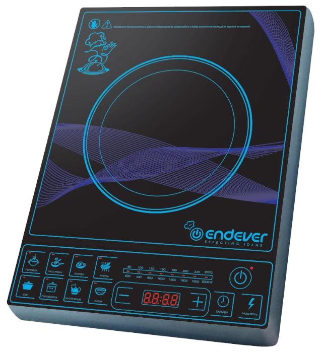 Плита Kromax Электрическая плитка индукционная Endever IP-28