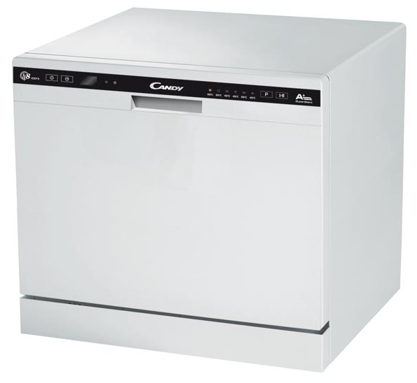 Посудомоечная машина Candy CDCP 8/E-07, белая CDCP 8/Е-07