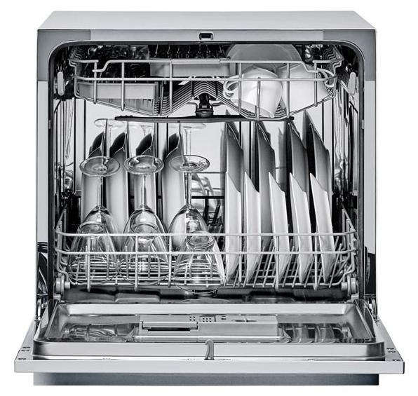 Посудомоечная машина Candy CDCP 8/E-S, серебристая CDCP 8/ES-07