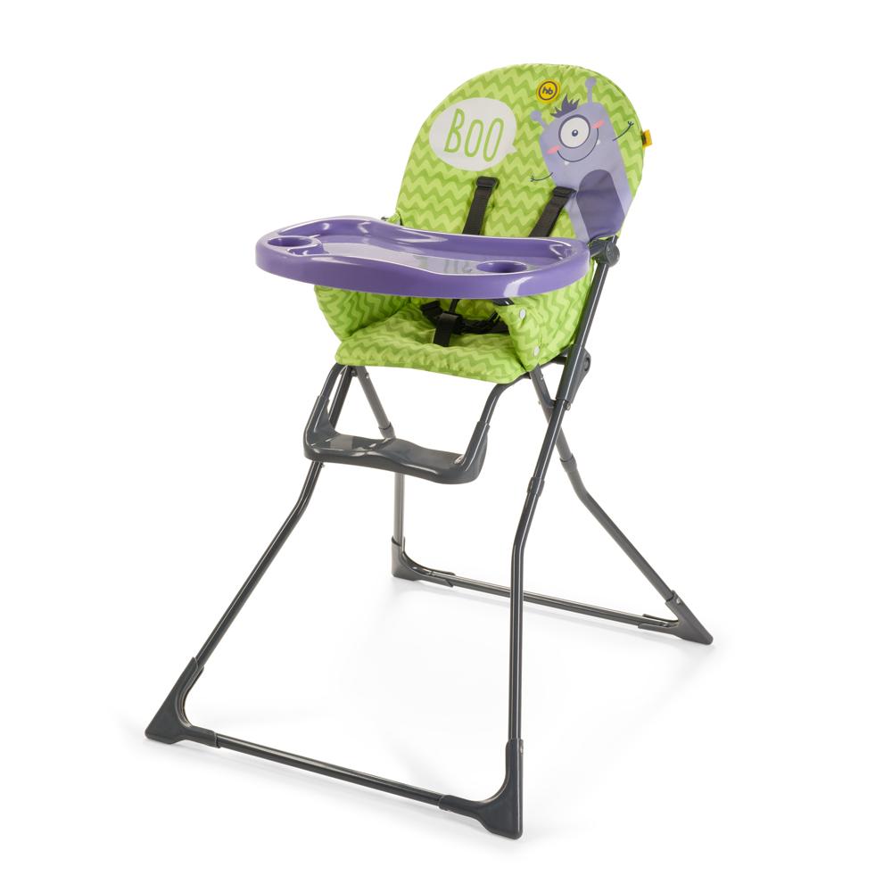 Стульчик для кормления Happy-Baby Ergoslim, green