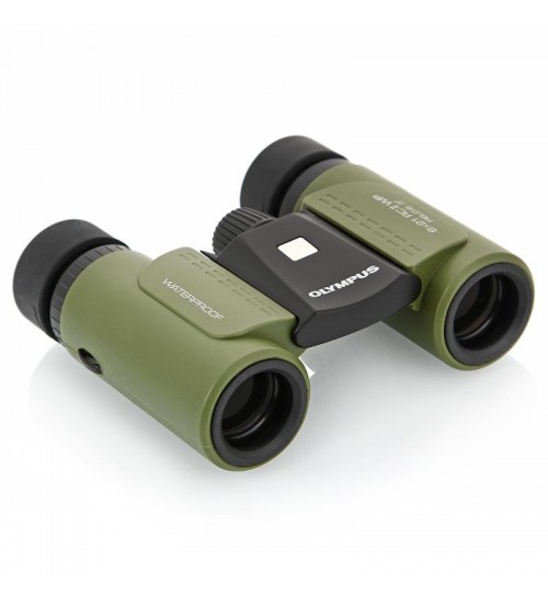 Бинокль Olympus 10x21 RC II WP зеленый V501014DE000