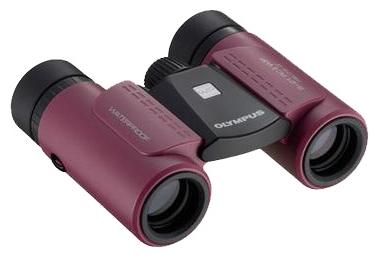 Бинокль Olympus 8x21 RC II WP пурпурный V501013RE000