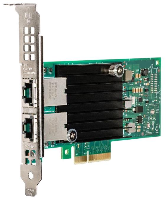 Сетевая карта внутренняя Intel X550-T2 X550T2BLK