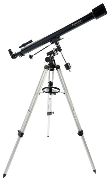 Телескоп Celestron PowerSeeker 60EQ 21043