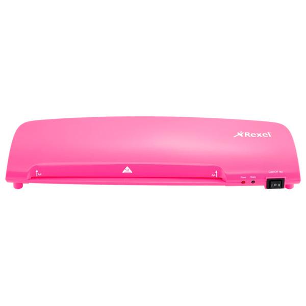 Ламинатор REXEL JOY A4, розовый 2104131EU