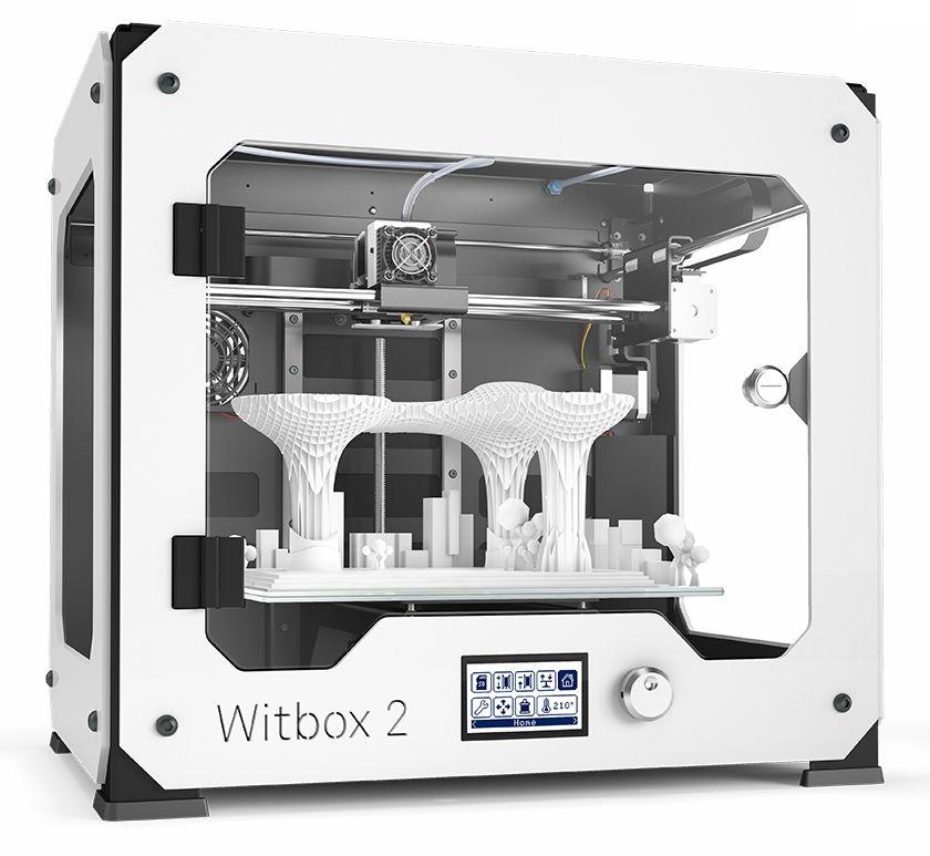 3D принтер BQ WitBox 2 D000020