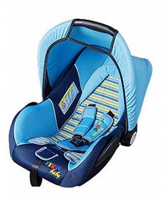 Автокресло Liko-Baby LB 321 A, синее / голубое