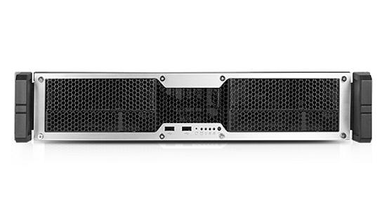 Корпус Chenbro RM24100-L2 (2U, без БП), для сервера
