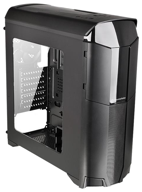 Корпус Thermaltake Versa N26 CA-1G3-00M1WN-00, Black