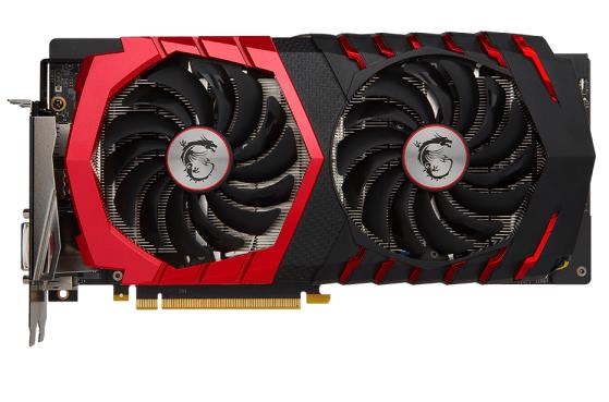Видеокарта GeForce MSI GeForce GTX 1060 1569Mhz PCI-E 3.0 6144Mb 8000Mhz 192 bit DVI HDMI HDCP GAMING X 6G GTX 1060 GAMING X 6G