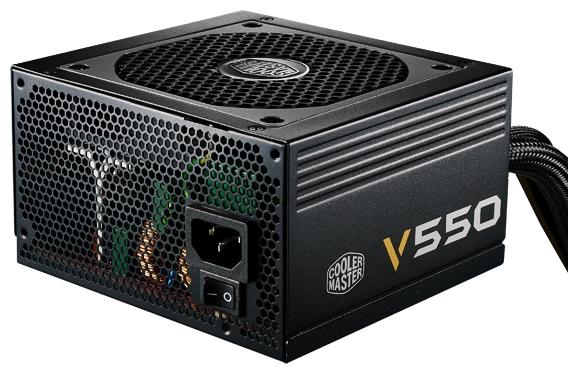 Блок питания Cooler-Master V550 Semi-Modular 550W (RS-550-AMAA-G1)