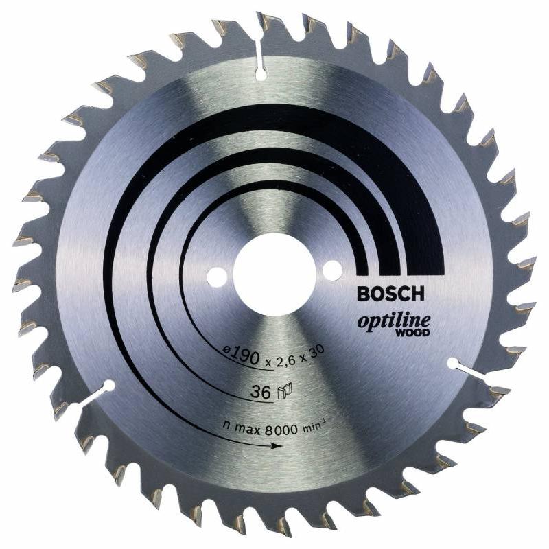 Диск отрезной Bosch 2608640616