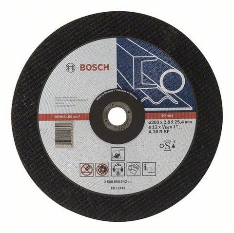 Диск отрезной Bosch 2608600542, по металлу